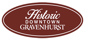 Historic Downtown Gravenhurst Logo